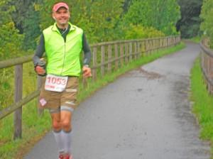 Thomas Ehmke kurz vor Kilometer 51.